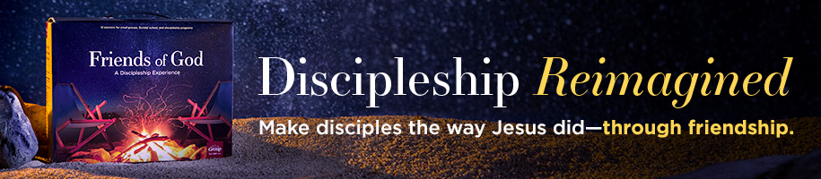 In Praise of Unfinished Discipleship